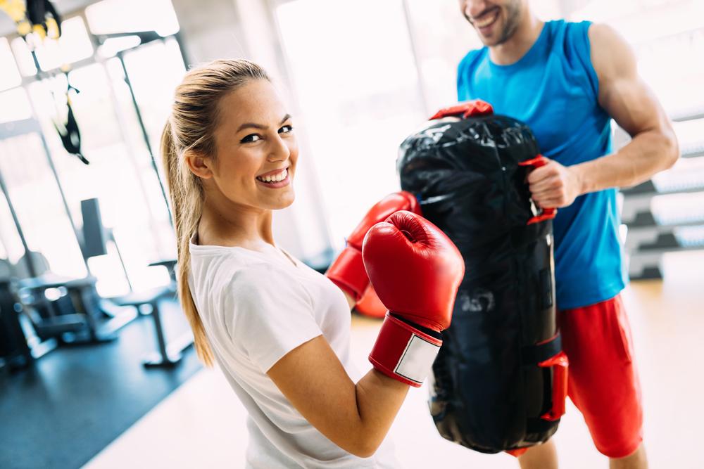 тренировки для новичков по боксу