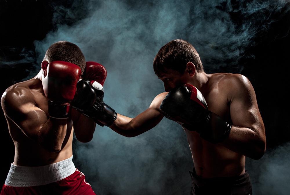 Техника ударов в боксе. Комбинации ударов в боксе